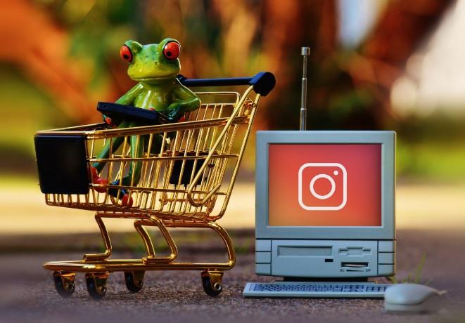 خرید در اینستاگرام