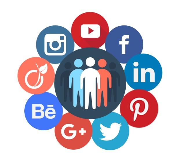رسانه های شبکه های اجتماعی