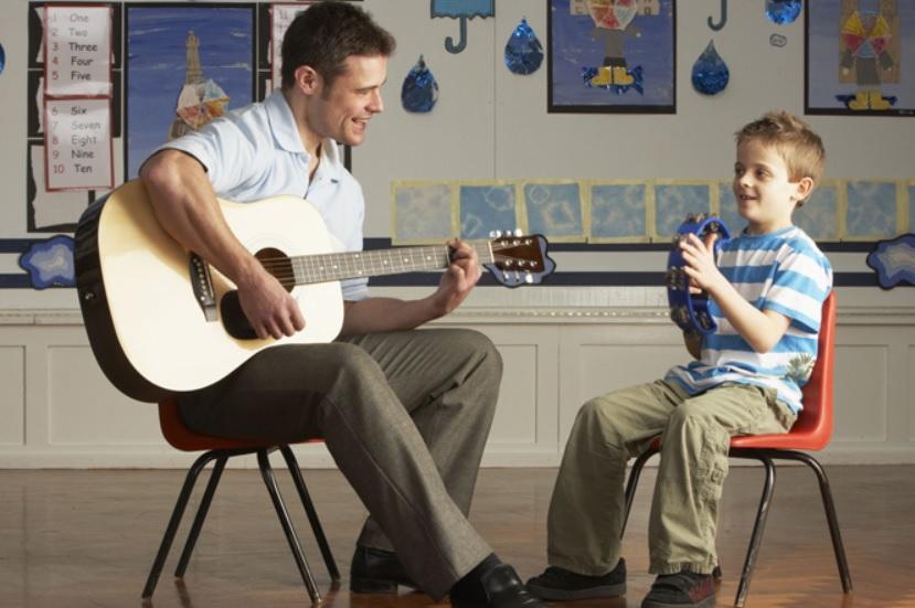 معلم موسیقی