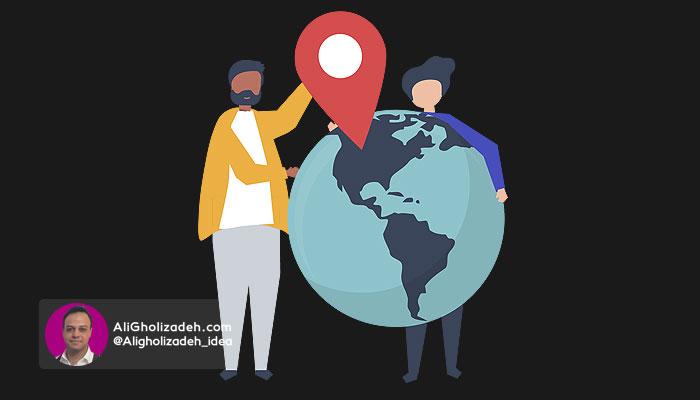 از تگهای منطقهای و جغرافیایی استفاده کنید