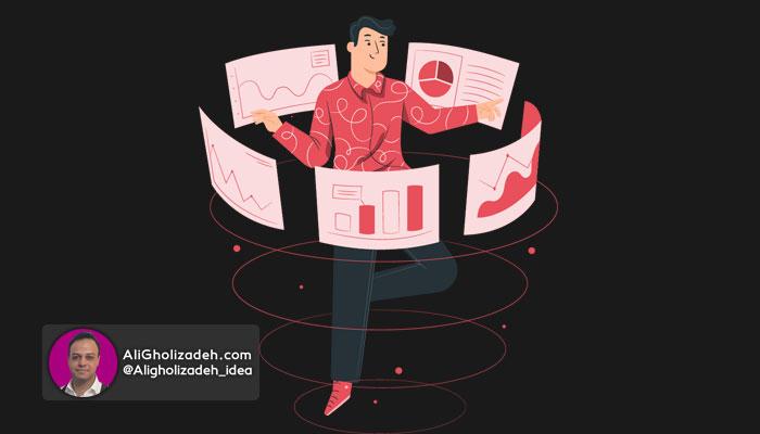 8- تولید محتوای آموزشی رایگان برای مخاطب