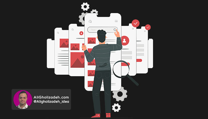 انواع تولید محتوا (برای سایت، شبکه های اجتماعی و ...)