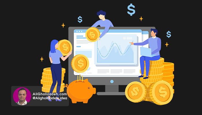 تولید محتوا چطور به کسب درآمد ما از اینترنت کمک می کند؟