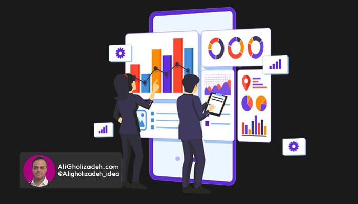 ۳- شناخت و آنالیز بازار